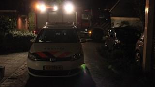 Containerbrand in Nijverdal vannacht