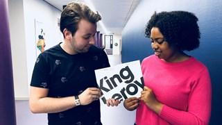 King Leroy: boek vol levensverhalen voor en door jongeren