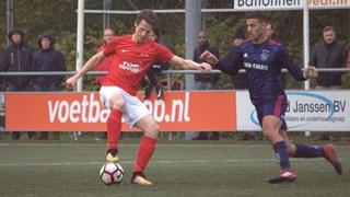 Excelsior verliest bij Ajax