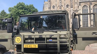 De Landmachtdag in Deventer