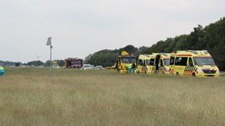 Gewonden na ongeluk op A1 bij Deventer