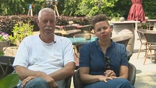 Vader en dochter Berends