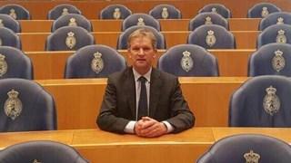 Maurits Von Martels in Tweede Kamer