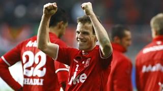 Wout Brama in zijn eerste periode bij FC Twente