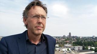 De nieuwe voorzitter: Bas Hulsbergen