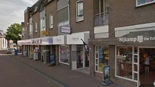 Winkels in het centrum van Holten