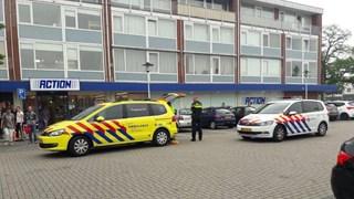 Mishandeling op winkelcentrum in Almelo