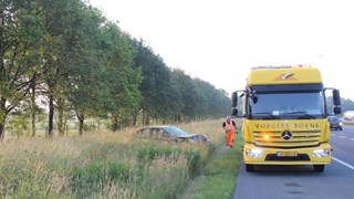 Ongeluk op A35