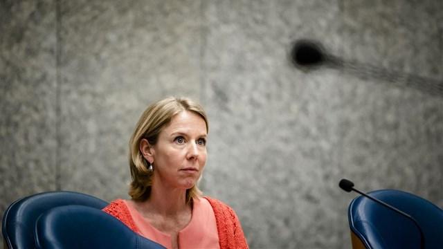 staatssecretaris Van Veldhoven - fotograaf: ANP/Bart Maat