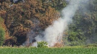 Opnieuw brand in schuur Enschede