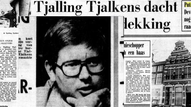 De kranten van toen stonden er vol van - fotograaf: RTV Oost - Tom Meerbeek