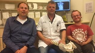 Expeditie Oost: Broze bottenziekte