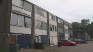 Verloedering van wijk Stroinkslanden in Enschede