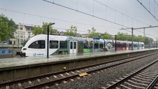 Wildlandstrein op station Zwolle