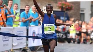 Winnaar William Wanjiku