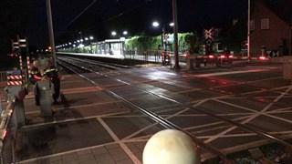 Opnieuw storing bij overgang Rietstraat Almelo