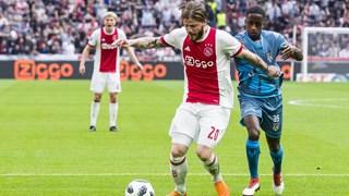 Heracles begint bij Ajax