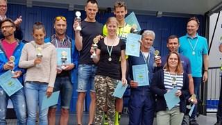 Team Twente wint de triathlon