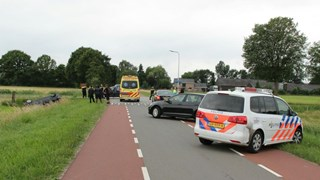 Twee gewonden bij ongeluk Holten