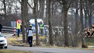 Politie doet onderzoek naar de moord