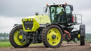 E-tractor van Boessenkool