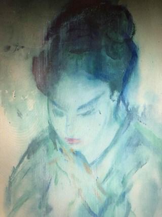 Schilderij van Jasper Krabbé
