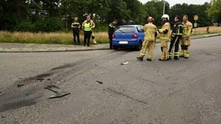 Gewonde bij ongeluk in Enschede
