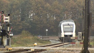Trein van Mariënberg naar Almelo