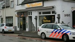 Politie bij The Flinstones in Raalte