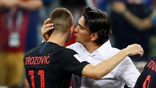 Dalic succesvol met Kroatië