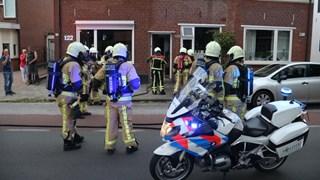 Bewoner aangehouden bij woningbrand in Losser
