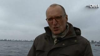 Voorzitter zeilvereniging Belterwiede Jan Esseveld