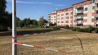 Politie zet gebied af bij Engelse Werk in Zwolle vanwege woningoverval