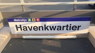 Met de metro door Deventer