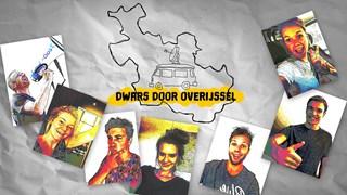 Expeditie Oost: Dwars door Overijssel - team