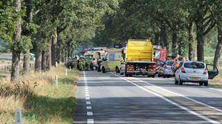 Ongeval N348 Raalte