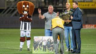 Arnold Meijer neemt afscheid
