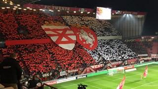 Sfeeractie van Vak P FC Twente