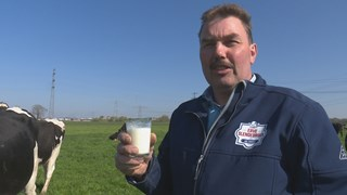 Jaco Visscher van Erve Slendebroek weet zeker dat A2-melk de oplossing is