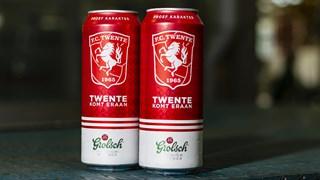 'Kampioensbier' voor FC Twente