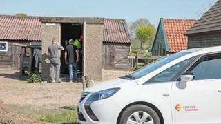 Duizend huishoudens in Ommen zonder stroom door storing