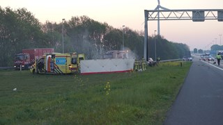 Slachtoffers dodelijk ongeluk A1 Deventer zijn vier jonge mannen