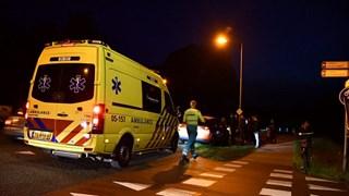 Meisje gewond na ongeval in Den Ham