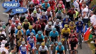 Praat mee: De Tour de France is een kijksport voor oude mannen