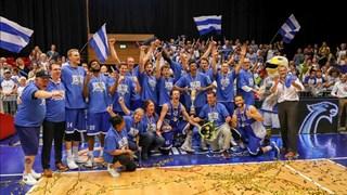 Landstede Basketbal speelt minimaal zes Europese wedstrijden