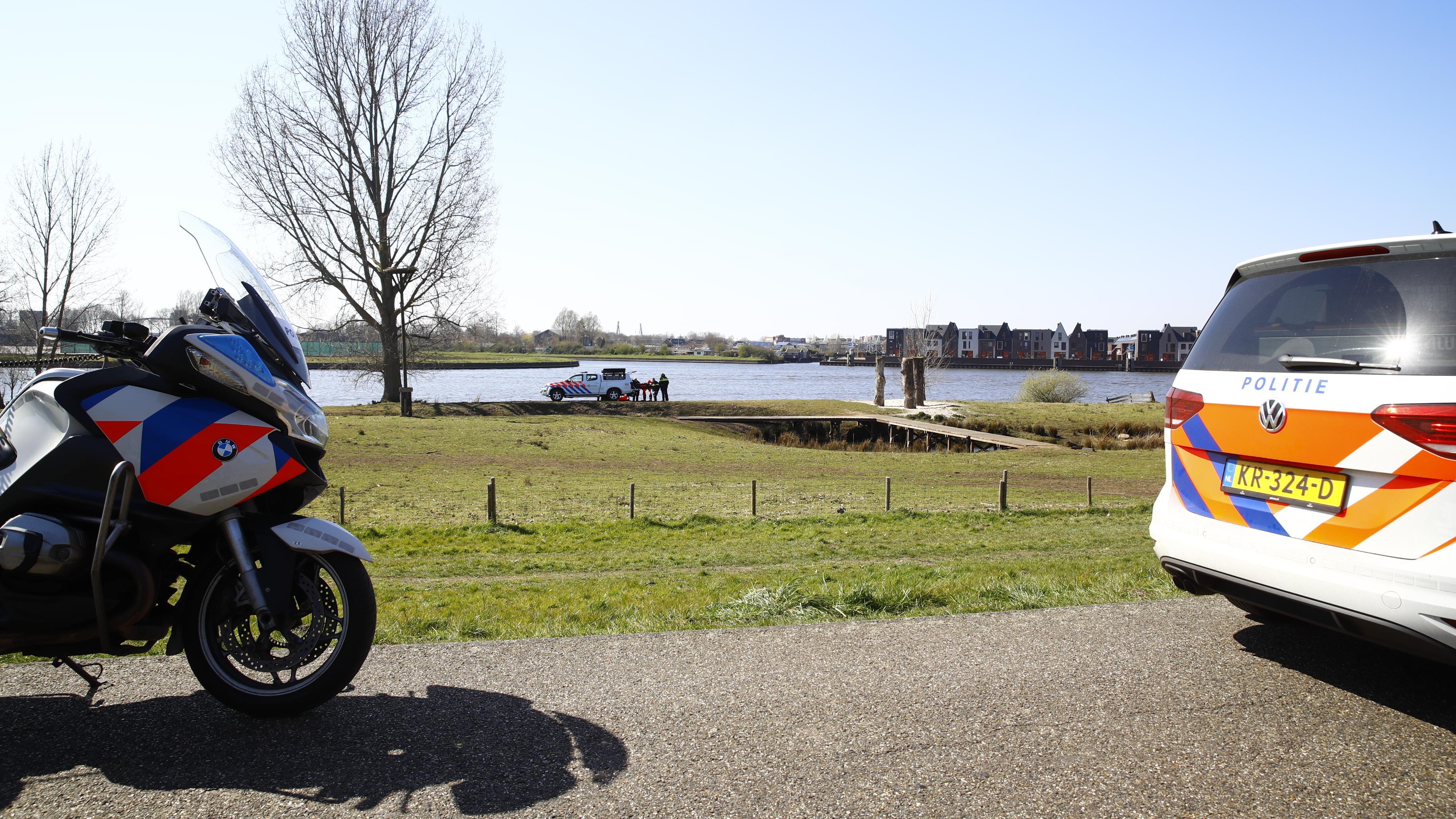 Lichaam gevonden in water bij Zwolle