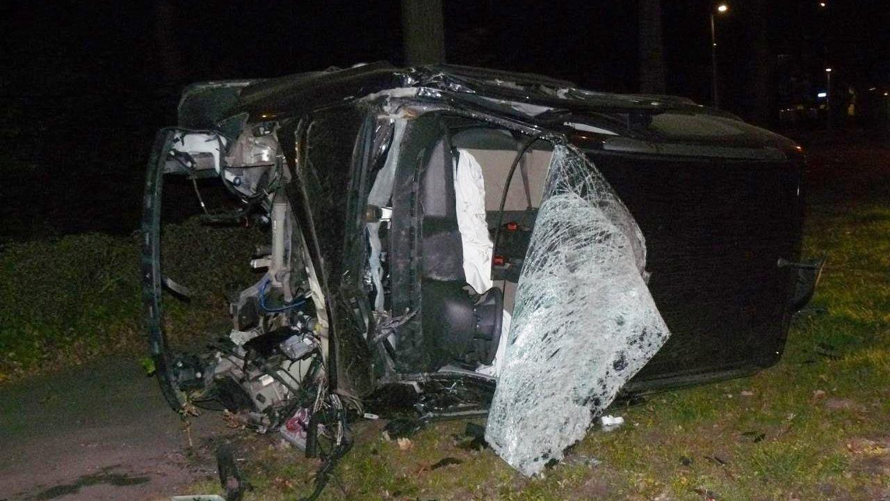 Twee gewonden bij ongeval in Almelo.