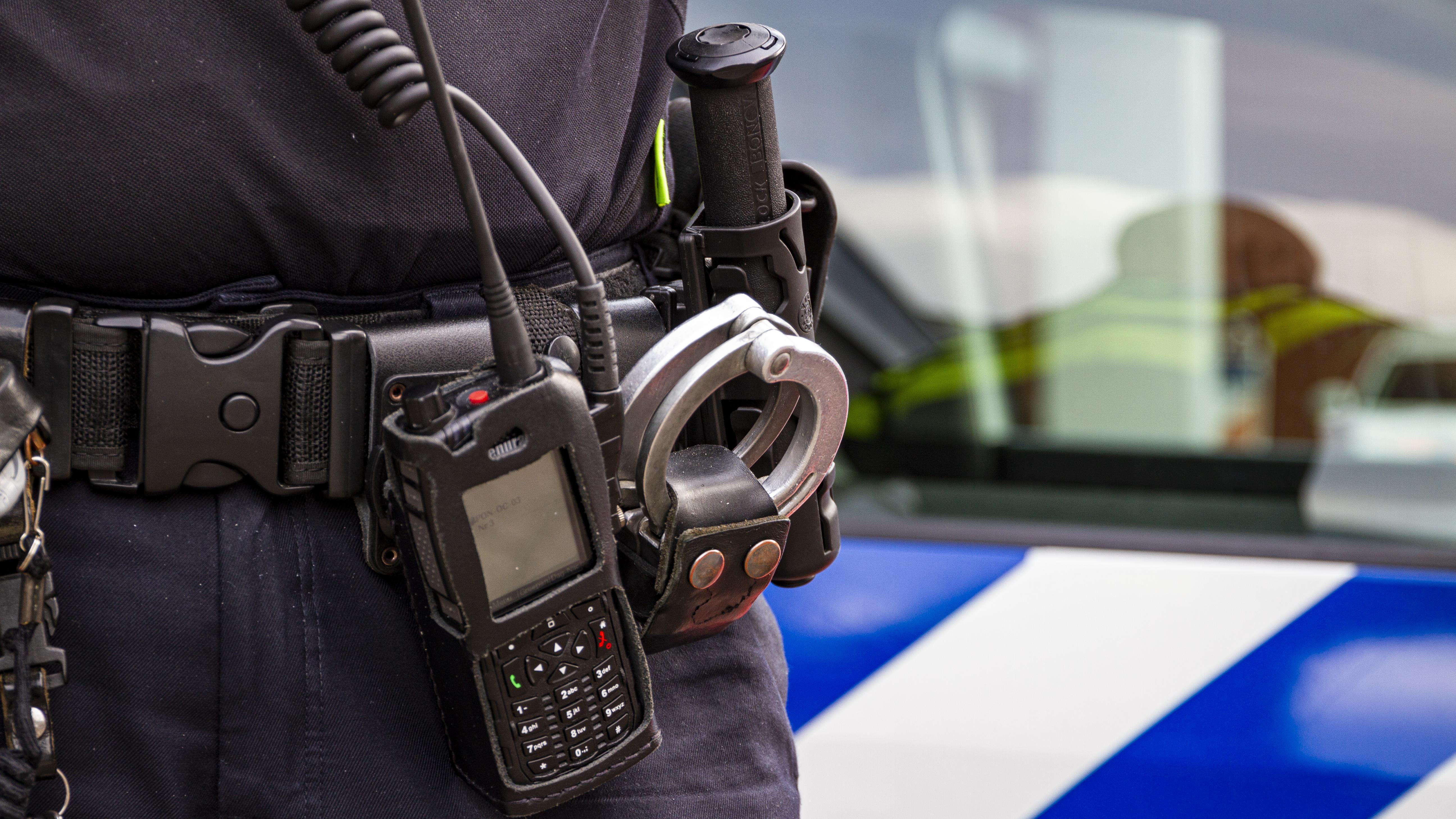 Automobilist mee naar politiebureau na ongeval in Genemuiden.
