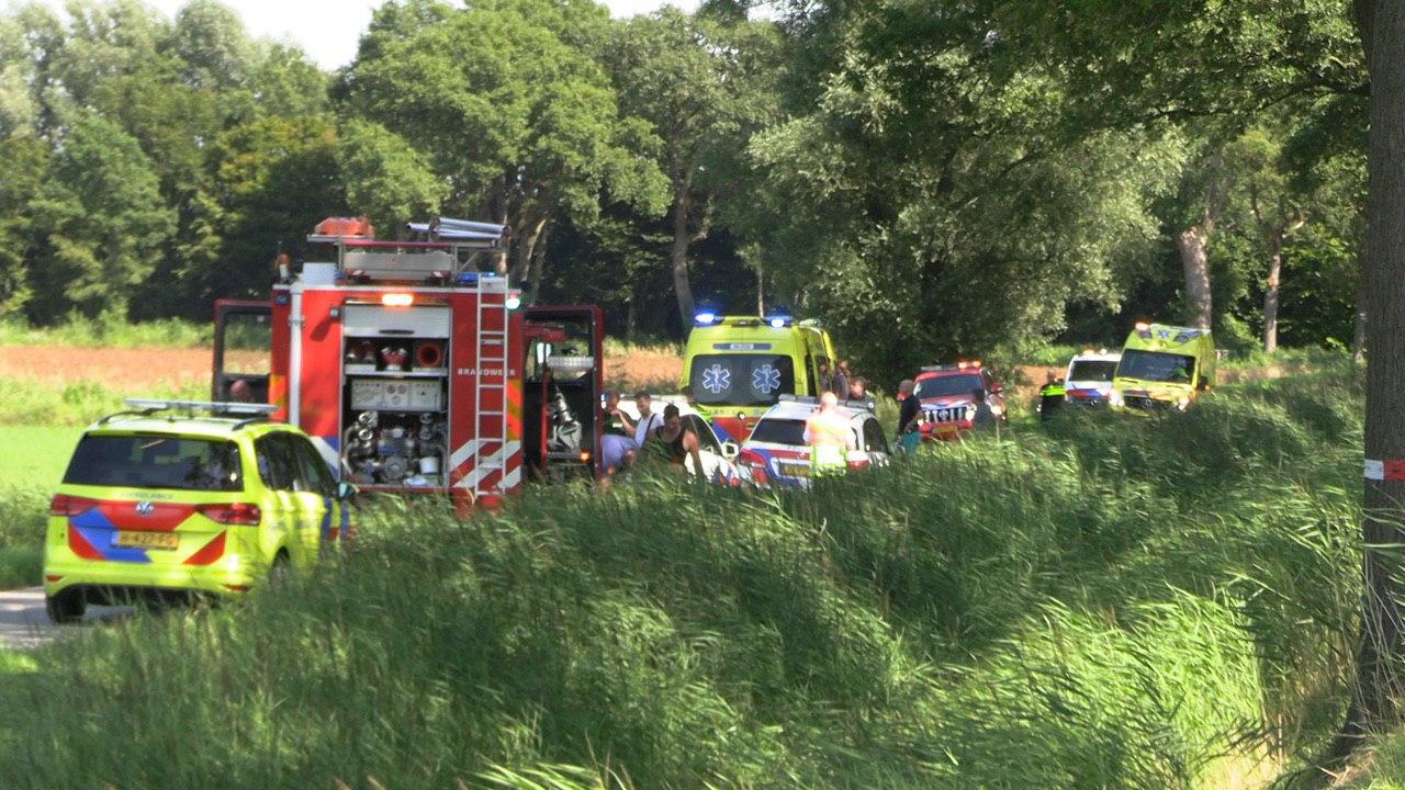 Man uit Diepenheim overleden na ongeluk in Haarlo.