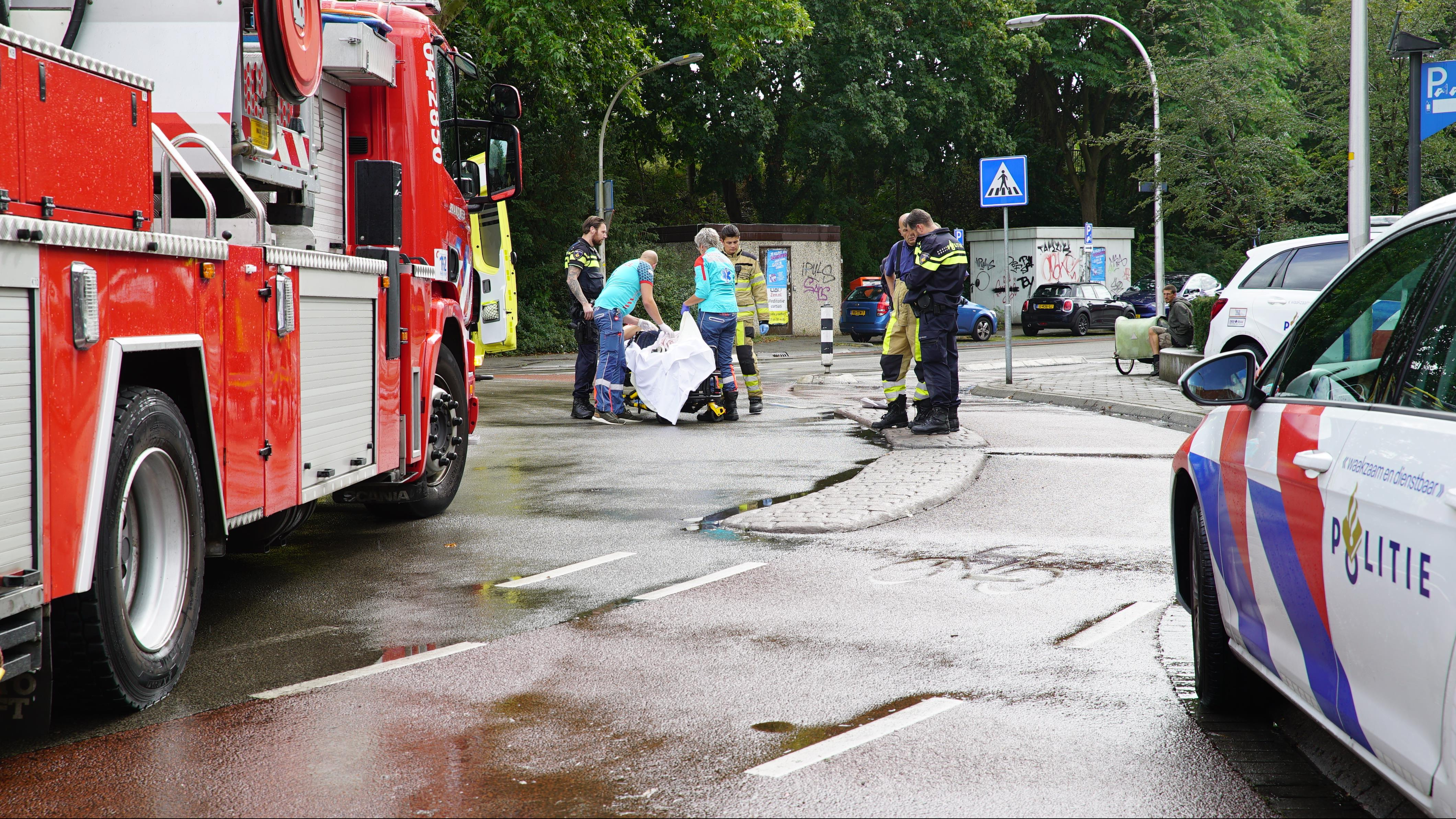 Twee motorongelukken vlak na elkaar in Deventer: beide bestuurders gewond.